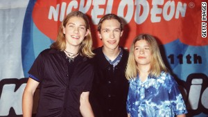 Hanson at an award show in Los Angeles in April 1998.