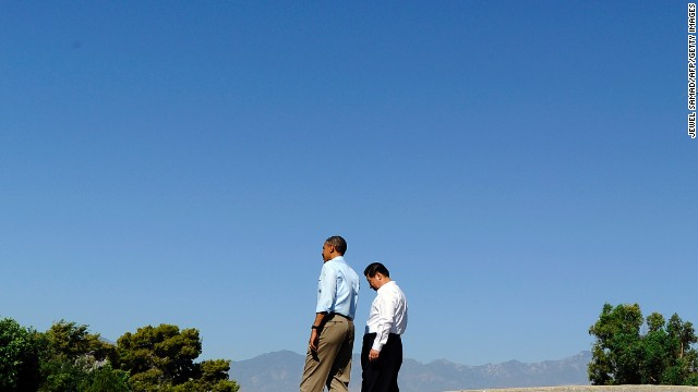 Obama y Xi discuten sobre Corea del Norte, ataques cibernéticos y cambio climático