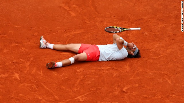 Photos: The French Open: Men's singles final