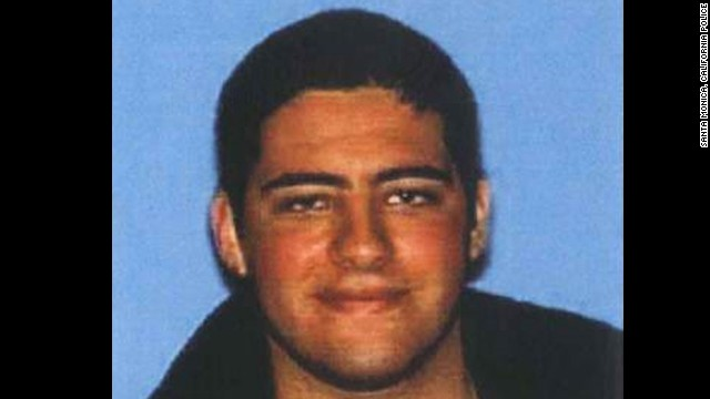 Santa Monica police officially identified the suspect in the shootings as 23-year-old John Zawahri.