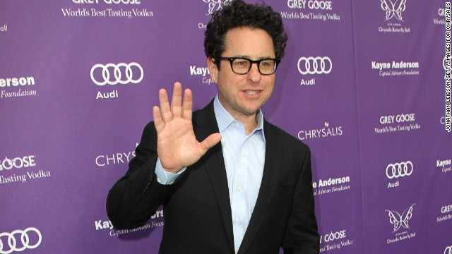 J.J. Abrams is directing