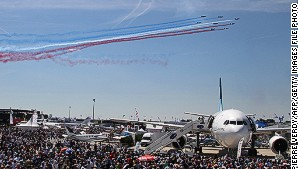 This 2013 Paris Airshow takes place this week. It\'s the aviation industry\'s most important event of the year.