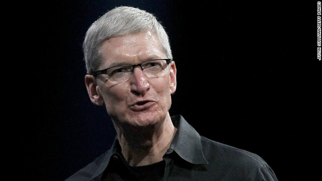 Apple CEO Tim Cook announced a handful of new products at WWDC 2013, including iTunes Radio, refreshed Macs and a preview of iOS 7.