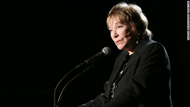 """Steel Magnolias"" star Shirley MacLaine and West both evidently believe they are the Most High. In the actress' autobiography, ""Out on a Limb,"" MacLaine proudly boasted, ""I am God!"""
