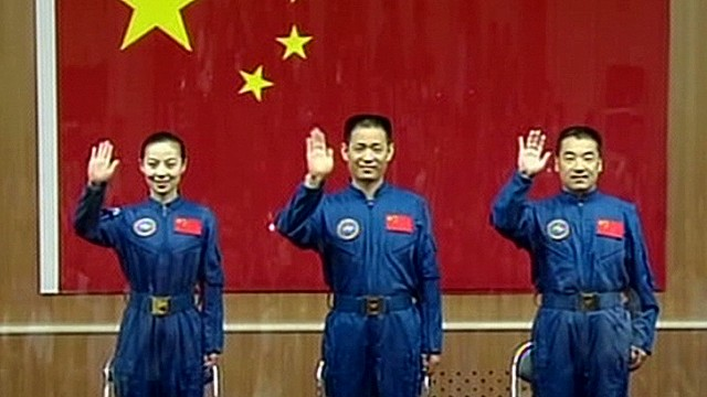 Una base súper secreta alimenta el sueño espacial de China