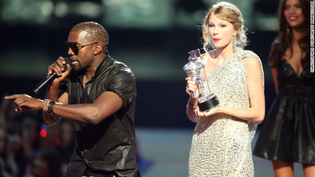 Taylor Swift keeps that Kanye West thing going