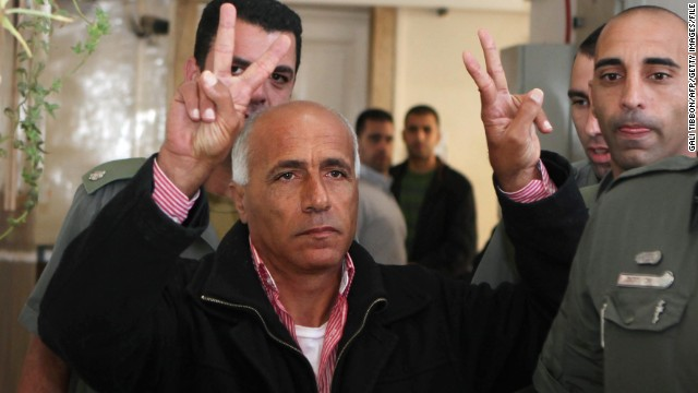 <a href='http://www.cnn.com/2010/WORLD/meast/05/23/israel.vanunu.jailed/index.html'>Mordechai Vanunu</a>, who worked as a technician at Israel's nuclear research facility, leaked information to a British newspaper and led nuclear arms analysts to conclude that Israel possessed a stockpile of nuclear weapons. Israel has neither confirmed nor denied its weapons program. An Israeli court convicted Vanunu in 1986 after Israeli intelligence agents captured him in Italy. He was sentenced to 18 years in prison. Since his release in 2004, he has been arrested on a number of occasions for violating terms of his parole.