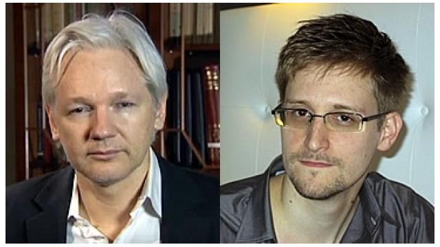 Julian Assange aconseja a Snowden asilarse en Latinoamérica