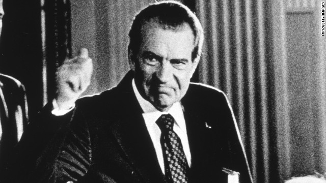 the nixon administration essay • public papers of the papers of richard nixon paine as administrator of the national aeronautics and space administration richard nixon: july.
