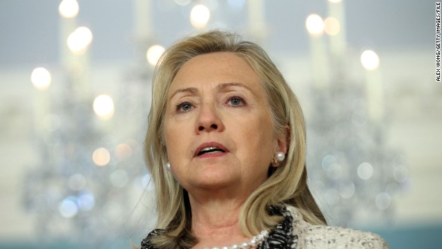 Hillary Clinton addresses Martin shooting death