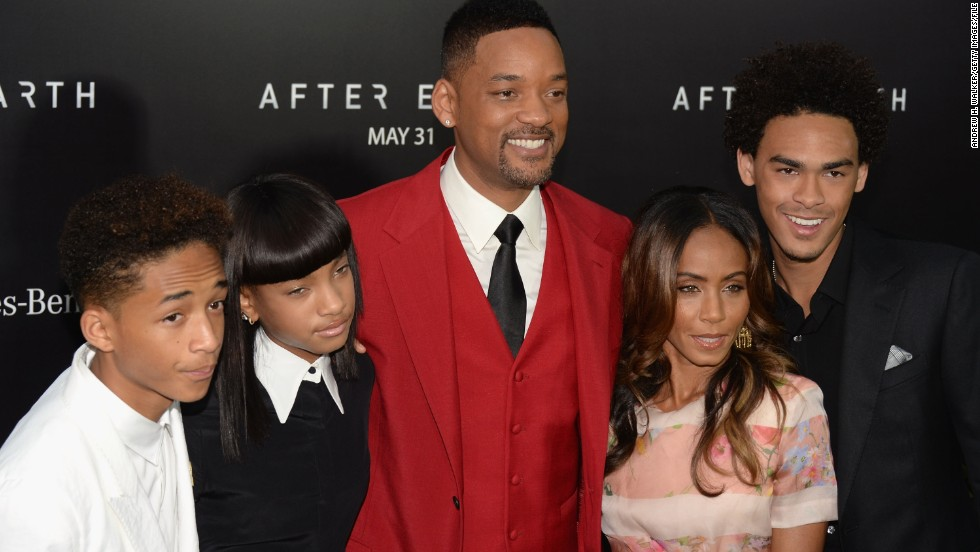"The Smiths -- from left, Jaden, Willow, Will, Jada Pinkett and Trey -- stay busy attending one another's movie premieres and listening parties. Jaden has rapped on songs with Justin Bieber and appeared in films such as ""The Karate Kid,"" ""The Pursuit of Happyness"" and ""After Earth"" (the latter two with his dad). Willow made her acting debut in her dad's ""I Am Legend"" but has focused mostly on music. The siblings aren't the only children of stars who are doing well on their own:"
