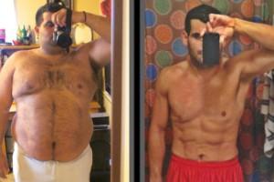 La transformación de Edwin Vélez