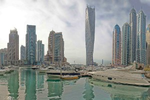 Dubai tiene la torre en espiral más alta del mundo