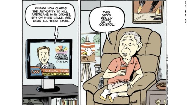 CNN 'The Lead's' Jake Tapper makes a cartoon cameo