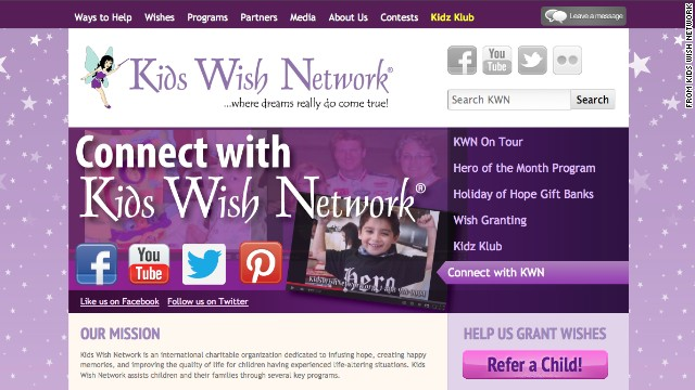 No. 1: Kids Wish Network: In the past decade alone, Kids Wish has channeled nearly $110 million donated for sick children to its corporate fund-raisers. That makes it the worst charity in the nation, according to a Times/CIR review of charities that have steered the most money to professional solicitation companies over time. Kids Wish Network says it has helped make a positive difference for thousands of children.