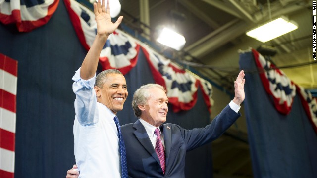 Obama for Markey in Mass.