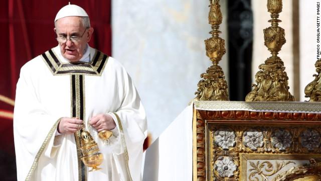 El Papa Francisco envía mensaje de consuelo a víctimas de la explosión en Argentina