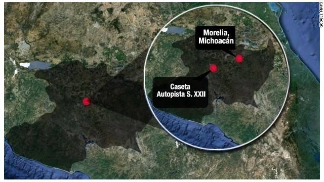 Un camión cisterna embiste una caseta con maestros en México y deja 8 muertos