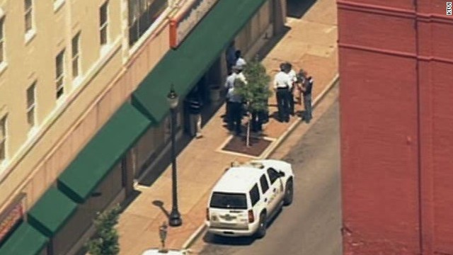 Four people were shot and killed Thursday at a business in St. Louis, Missouri, police said.