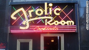 Frolic Room, Los Angeles: Everything\'s classic here.