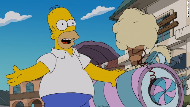 How can you not love Homer Simpson as much as he loves donuts? While not the sharpest knife in the draw, he definitely loves his wife and kids.