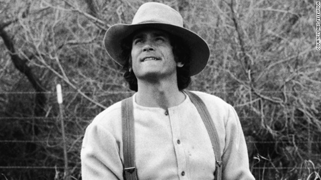 "Michael Landon as Charles ""Pa"" Ingalls on ""Little House on the Prairie"" made many of us wish we lived on the frontier. He was just the greatest dad."