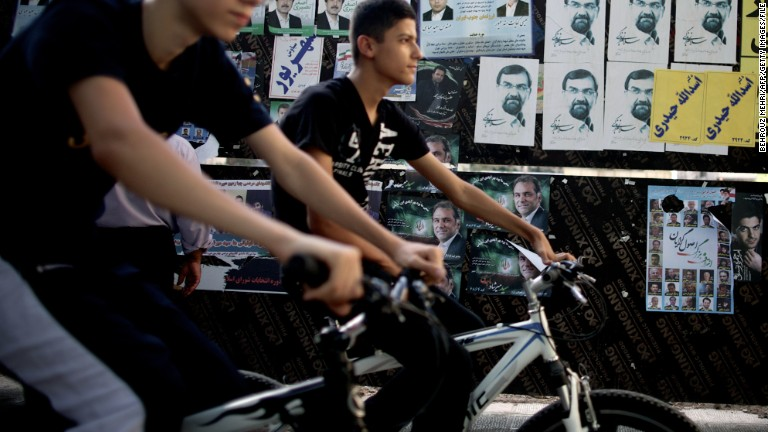 Opinion: What we get wrong about Iran