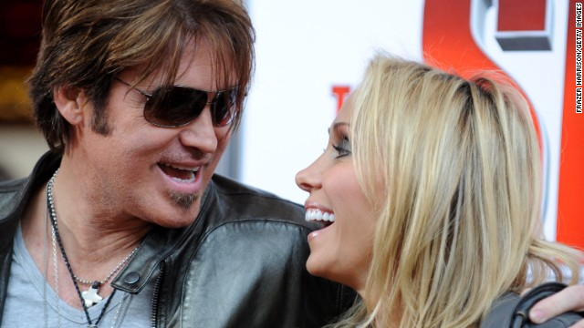 Billy Ray Cyrus and Tish Cyrus have tried to break up twice, and each time they ended up back together. In 2010 they announced they were breaking up after 17 years of marriage, but Billy Ray had a change of heart in March 2011 and wanted to reconcile. In June they tried to break up again, but <a href='http://www.eonline.com/news/441105/billy-ray-and-tish-cyrus-scrap-divorce-say-couples-therapy-helped-get-relationship-back-on-track' target='_blank'>with couples therapy</a> they managed to make it work.