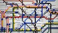 Lego London Tube maps