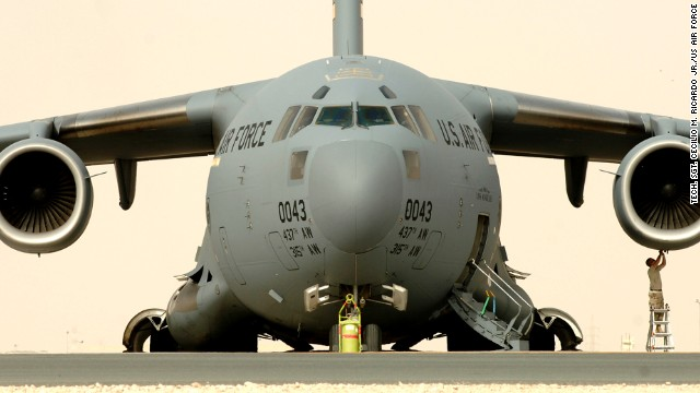 "First deployed in 1993, the Globemaster III is among the Air Force's youngest airlift jets. Boeing is completing work on the final C-17, the Air Force says, which will be delivered later this year. The plane has been featured in Hollywood's ""Transformers"" and ""Iron Man"" films."