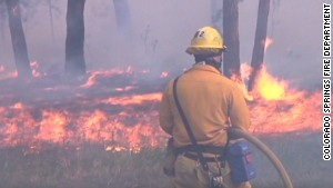 Colorado ablaze: How to help