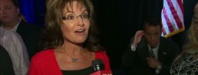 Palin teases about her role in the next election