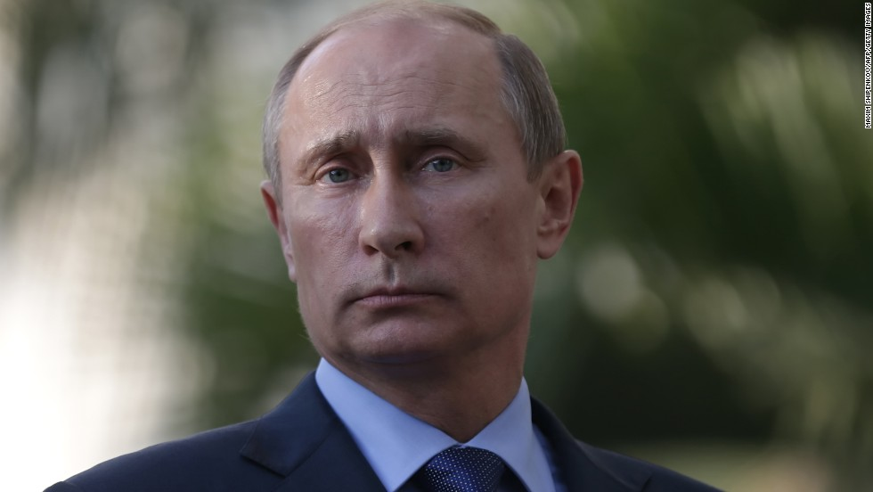 Putin en el poder