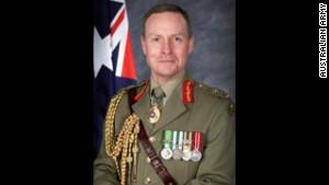 Lt. Gen. David Morrison: \