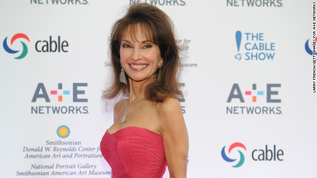 "Susan Lucci embodied sex appeal for decades as Erica Kane on ""All My Children."" Now 66, the actress has taken her spark from daytime to prime time -- she's starring on ""Devious Maids,"" <a href='http://www.usatoday.com/story/life/tv/2013/06/11/tv-susan-lucci-devious-maids/2413279/' target='_blank'>which she's described as</a> a combination of ""intrigue and murder, mayhem, little surprises and sexy. ... All the good stuff."""