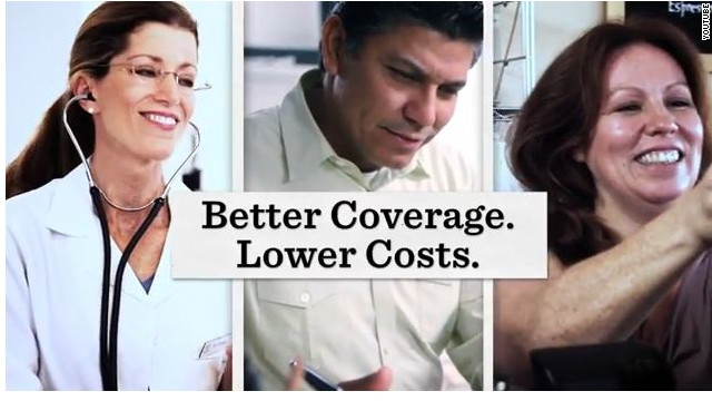 OFA launches health care ads