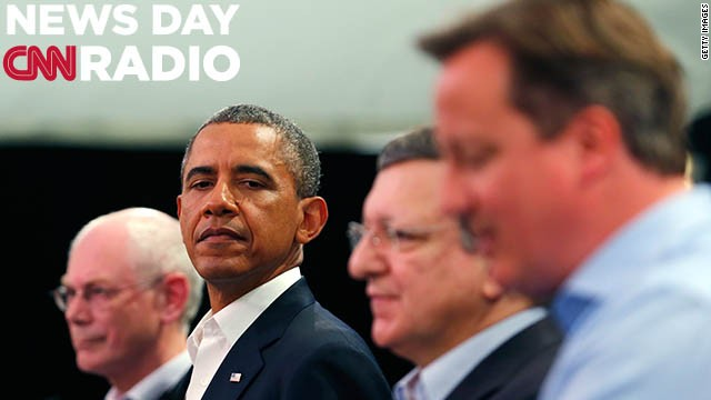 CNN Radio News Day: June 17, 2013
