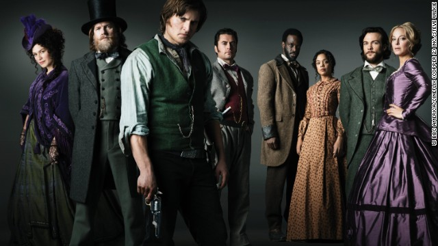 Treachery and intrigue are rampant in the Five Points slums and Fifth Avenue brownstones of 1865 New York. Detective Kevin Corcoran (Tom Weston-Jones) traverses both worlds. Unfortunately, BBC America's first original scripted series was canceled after two seasons, but producers are considering a movie version.