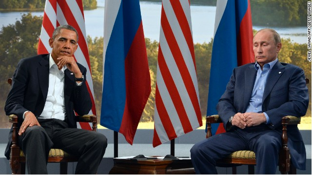 Breaking: Obama cancels talks with Putin ahead of G-20 summit