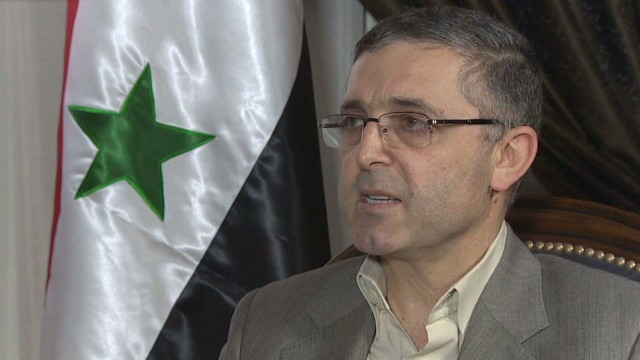 """El ministro sirio """"de reconciliación"""" ofrece un plan para lograr la paz"""