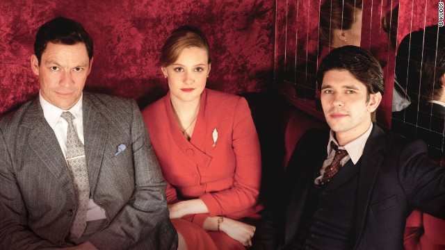 "We barely knew them for two seasons, but canceled 1950s BBC newsroom drama ""The Hour"" had star power with Dominic West (""The Wire""), from left, Romola Garai (""Emma"") and Ben Whishaw (""Skyfall""). If you can't get enough of ""Mad Men,"" catch this one on DVD."
