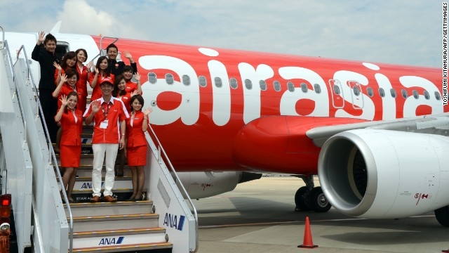 Air Asia took the prize for best low-cost airline.