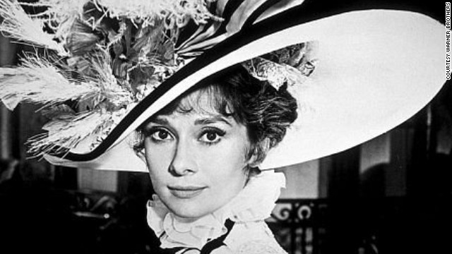 Don't let the demure appearance fool you. Audrey Hepburn, better known as Eliza Doolittle in 1964 film My Fair Lady, knew how to scream obscenities with the best of them -- especially at the races.