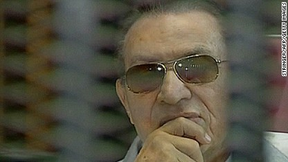 Mubarak still in jail despite court move