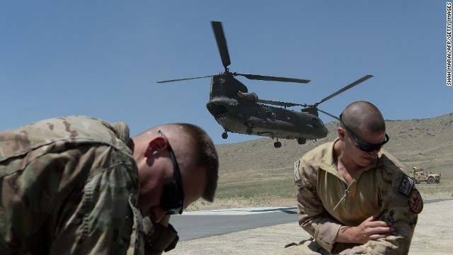 First on CNN: U.S. says Taliban behind deadly helicopter crash in Afghanistan