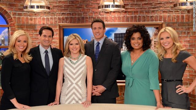 Fitzness.com |Cnn Morning News Anchors