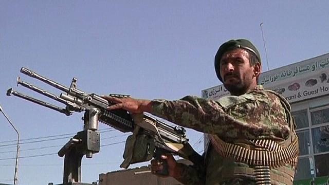 Afganistán suspende las conversaciones sobre seguridad con el gobierno de EE.UU.