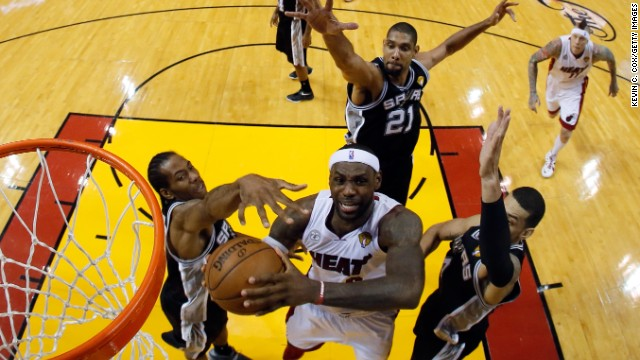 Who Can Supplant Lebron In 2013-14? | Feltonjikd