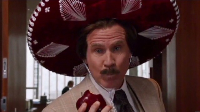 Get a sneak peek at 'Anchorman 2'