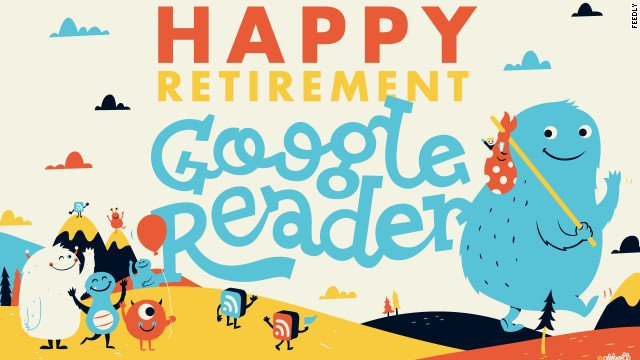 Feedly wishes Google Reader a